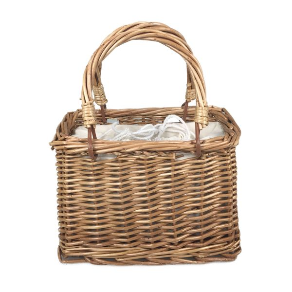 New straw bag summer wicker beach bag