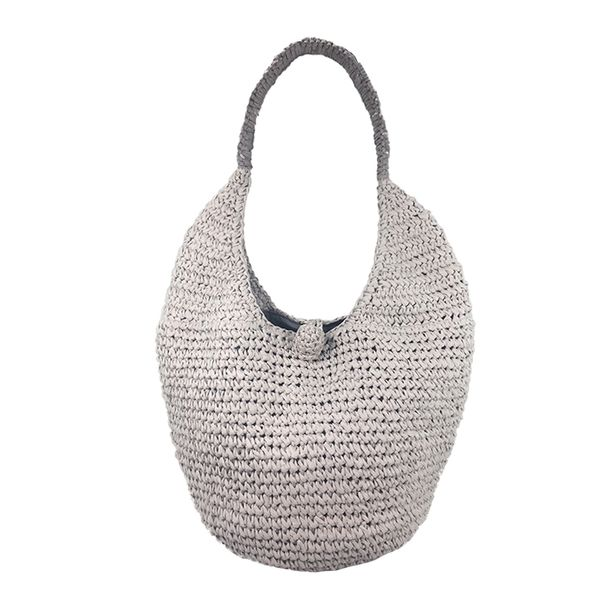 straw hobo summer handbag