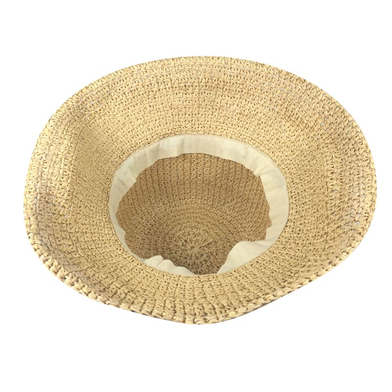 OUR Straw Bucket Hat