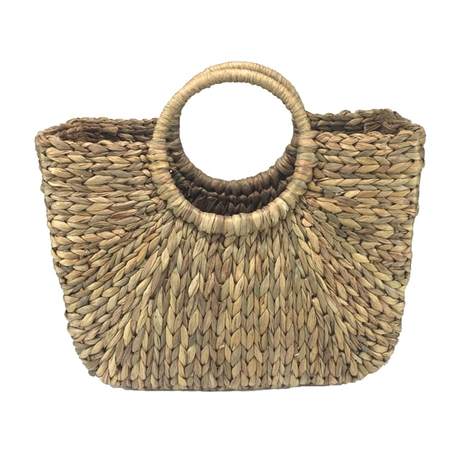 fashion beach straw bag for summer