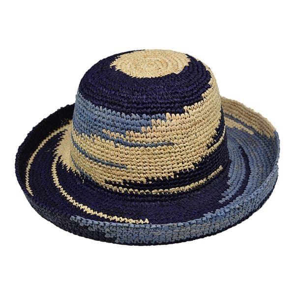 Fashion ladies beach straw hat summer sun raffia hat