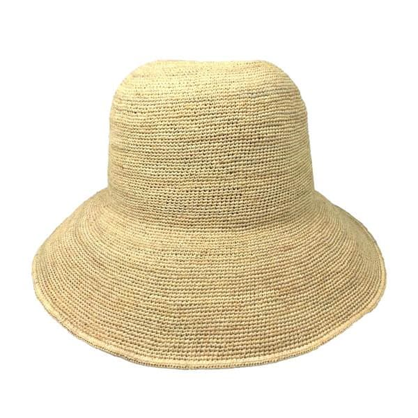 wholesale summer beach raffia straw hat from China