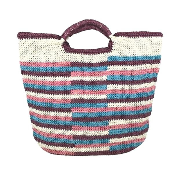 High Quality Paper Straw Bag