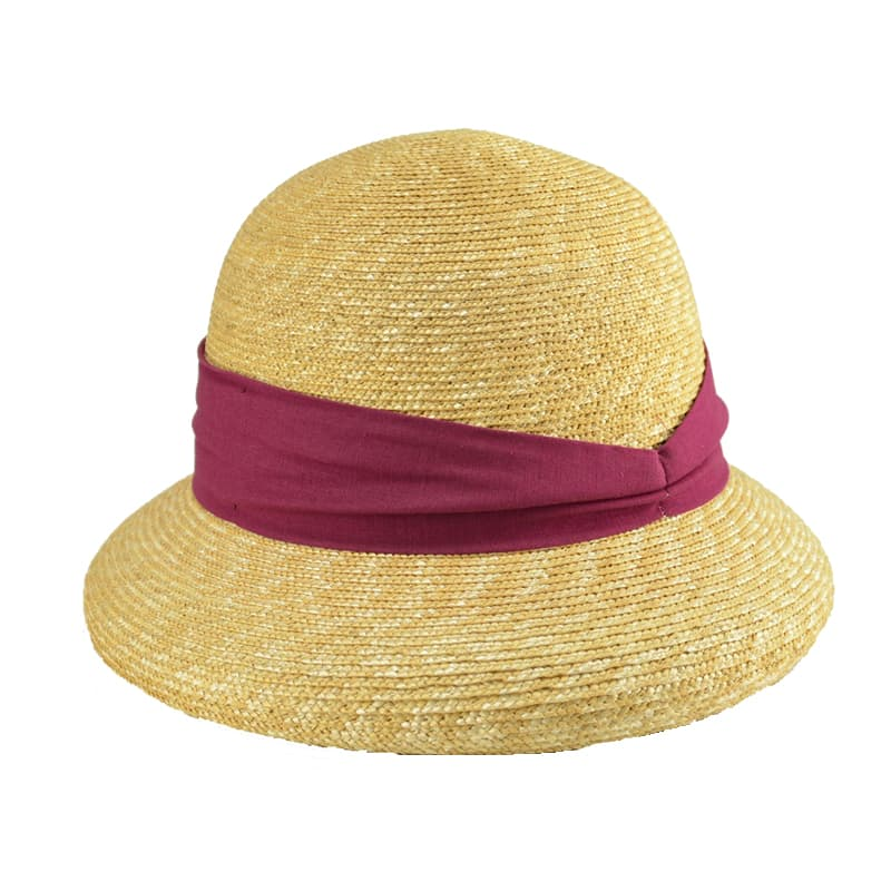 urban straw bucket hat