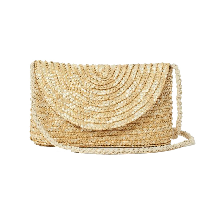wheat straw crossbody made in China